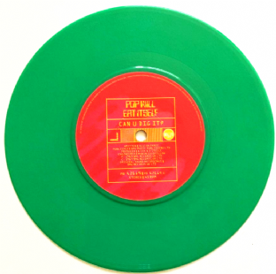 "Pop Will Eat Itself - Can U Dig It? (7"") (Green Vinyl) (EX/NM)"